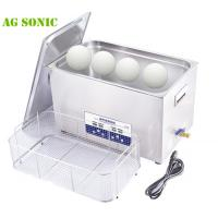 30 Liters Ultrasonic Golf Club Cleaner With SUS Stainless Steel Basket And Lid