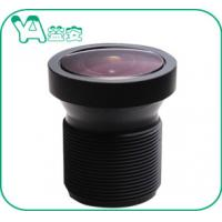 1.4mm Focal Length Aerial Camera Lens 190° Wide Angle For Vehicle Security Camera