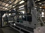 High Impact Resistance PET Sheet Extrusion Line With Exhaust System High Efficiency