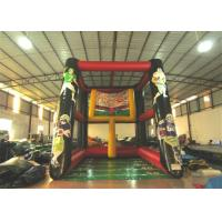 China High inflatable rugby ball sport game competitive inflatable ball sport game for sale on sale