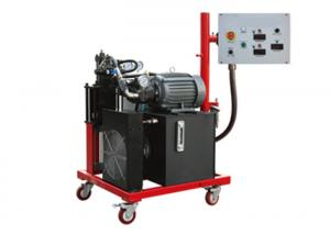 China Full Automatic Comprehensive Compound Unit And Hydraulic Foaming Machine on sale