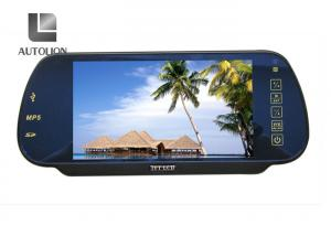 China TFT LCD 7 Inch Rea Rview Mirror Monitor With PAL / NTSC Format , HDMI Interface Type on sale
