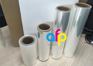China Low COF High Slip Bopp Film Roll?, Food Packaging BOPP Heat Sealable Film on sale