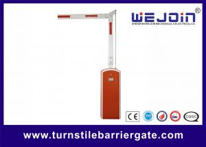 China Bi-directional Vehicle Barrier Gates Wire Control / Remote Control on sale