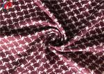 Free Sample Polyester Lycra Jersey Fabric Printed For Sportswear , Good Elasticity