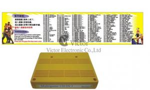 China neogeo MVS SNK 161 IN 1 cartridge on sale