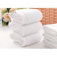 Economic And Reliable Hotel Face Towel , Egyptian Cotton Washcloths