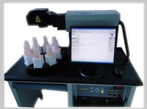 China Automatic PVC ABS Co2 Laser Marking Machine 35W Windows XP Editor Long Lifespan on sale