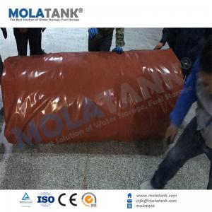 China Molatank Large Size 400,000L gas storage bag, economic portable PVC gasholder with good price on sale
