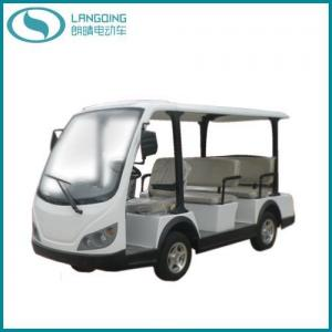 China Electric Shuttle Sightseeing Car with Power-Assisted Steeing (LQY083A) on sale