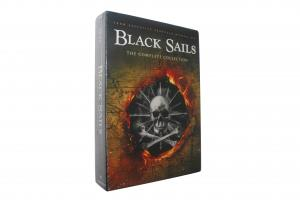 China 2018 newestBlack Sails S1 - S4 Collection(12DVD) Adult TV series Children dvd TV show kids movies hot sell on sale