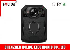 China 130° Wide Angle Body Recorder Body Worn Camera 1296P IP66 Waterproof 2 Inch Display on sale
