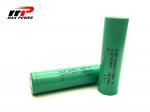 China 18650 2500mAh 3.7V 20A Li Ion Battery For Vacuum Cleaner on sale