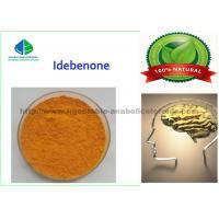 API Powder Idebenone Natural Raw Materials , Anabolic Steroid Powder CAS 58186-27-9
