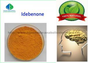 China API Powder Idebenone Natural Raw Materials , Anabolic Steroid Powder CAS 58186-27-9 on sale