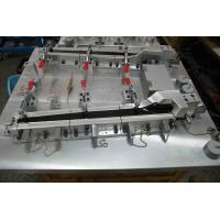 China Aluminum 6061 Automotive Checking Fixtures Audi Car Trim Parts B12G Program Code on sale