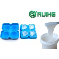 China Gypsum Molds Making Rtv2 Silicone Rubber 8 Inch Round Shape Silicone Bake Mold on sale