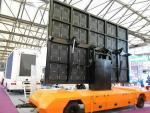 China P6 P8 P10 HD Mobile Truck Mounted LED Display , LED Screen On Truck wholesale