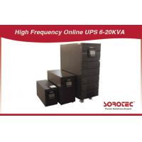 RS232 interface 0.7 1ph in / out 110V UPS 10KVA / 8000W with bypass repair switch