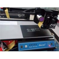 China digital foil printer for book covers, thesis on sale