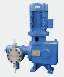 China High Pressure Mechanical Metering Diaphragm Pump For Corrosive Liquids on sale