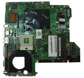 China Laptop Motherboard use for HP dv2000 448598-001 on sale