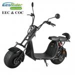 Electric Scooter EcoRider ES057 Citycoco COC Electric Scooter 60V 12ah/20ah