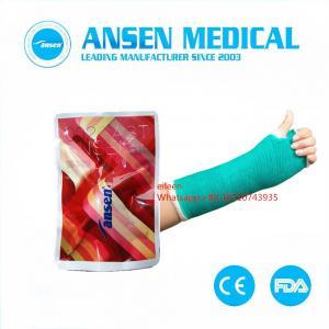 China Orthopedic Casting Tapes Medical Fiberglass Cast Bandage Health Care Cast Tapes on sale