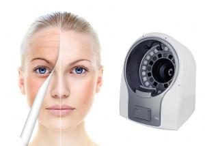 China 6 Spectrum See More Clear Skin Problem Facial Skin Analysis Equipment on sale