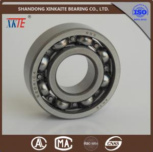 China long life high precision deep groove ball bearing 6204 for Conveyor belt rollers from OEM manufacturer supplier