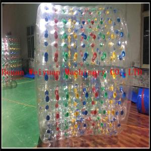 Quality Best Selling 2.2M Inflatable Water Roller summer hot inflatable water roller for sale