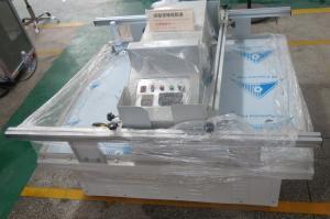 China Digital Transport Simulate Vibration Testing Machine Price / vibration bentch on sale