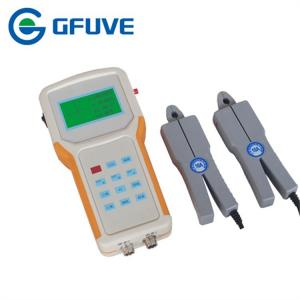 China 10A 500v Double Clamp Digital Phase Angle Meter For Electronic Test Equipment on sale