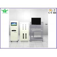ASTM E1317 Electronic Radiant Panel IMO Flame Spread Testing Equipment ISO 5658-2