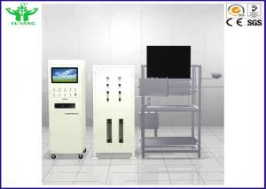 China ASTM E1317 Electronic Radiant Panel IMO Flame Spread Testing Equipment ISO 5658-2 on sale