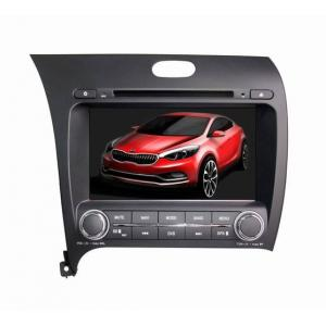 China For Kia Forte / K3 2013, 8 Inch HD Kia Car DVD Multimedia players DR8531 with AM / FM Stereo Receiver on sale