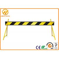 China Recycled Plastic Security Plastic Road Bollards for Car Parking / Construction Site on sale