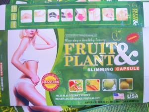 Quality Fruit & Plant USA slimming capsule for slim obesity fruit pills for sale