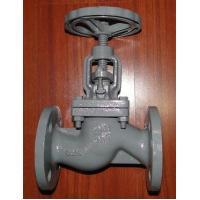 China DIN PN16 globe valve on sale