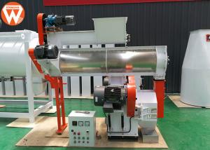 China Bunny Rabbit Poultry Feed Plant Machinery With Crumbler Machine Counter Flow Cooler on sale