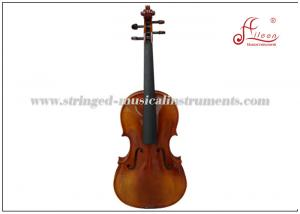 China Professional Violas String Instrument With Flame Spruce Middle Grade Maple Material on sale