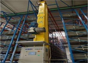 China High Speed Heavy Duty Asrs Crane Pallet Lifting Equipment Self Produce on sale