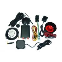 China Doppler Radar Detection GPS/GSM Car Alarm System CX-CAT-3D on sale
