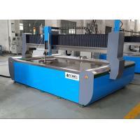 Armor Plate Small Water Jet Cutter , Jet Water Cutter Machine CE Certification
