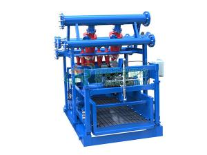 China API High Quality Drilling Mud Cleaner For Sale , High Capacity Oilfield Mud Cleaner on sale