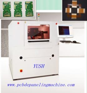 China 3D CNC Laser Cutting Machine for Depaneling of Rigid and Flexible Pcbs on sale