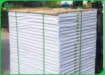 Carnet imprimant 70 le papier excentré, papier vergé de haute qualité blanc de 17 x 27 pouces