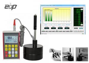 China Portable Hardness Tester for Metals Rebound Hardness Tester Portable Durometer on sale