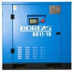 Air Cooled 10bar Industrial Screw Air Compressor
