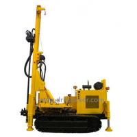 Best Price deep water well rig drilling machine portable/water well drilling rig from china(200m,152-254mm hole)